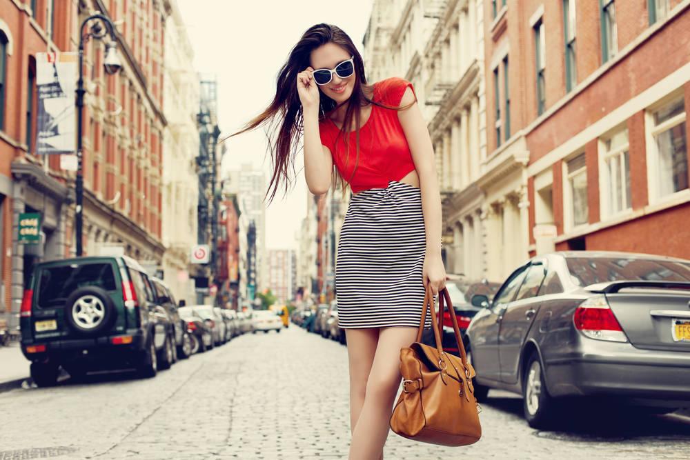 Trucos para vestir a la moda sin gastar mucho dinero