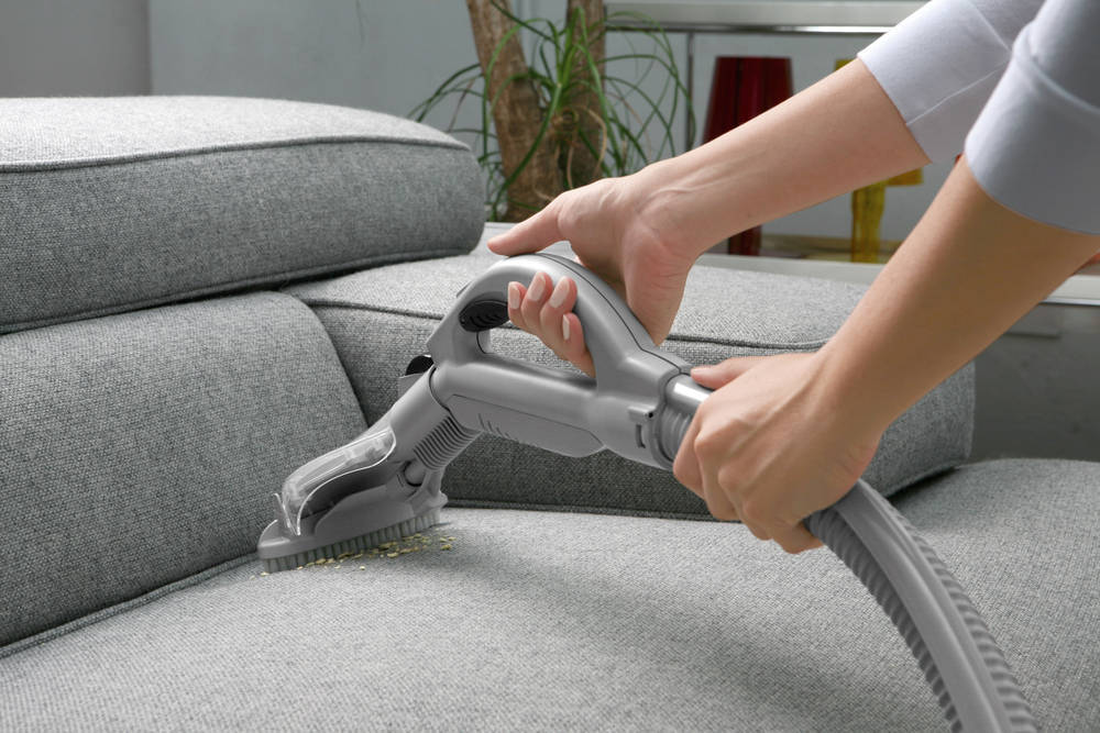 Limpieza de textiles de hogar