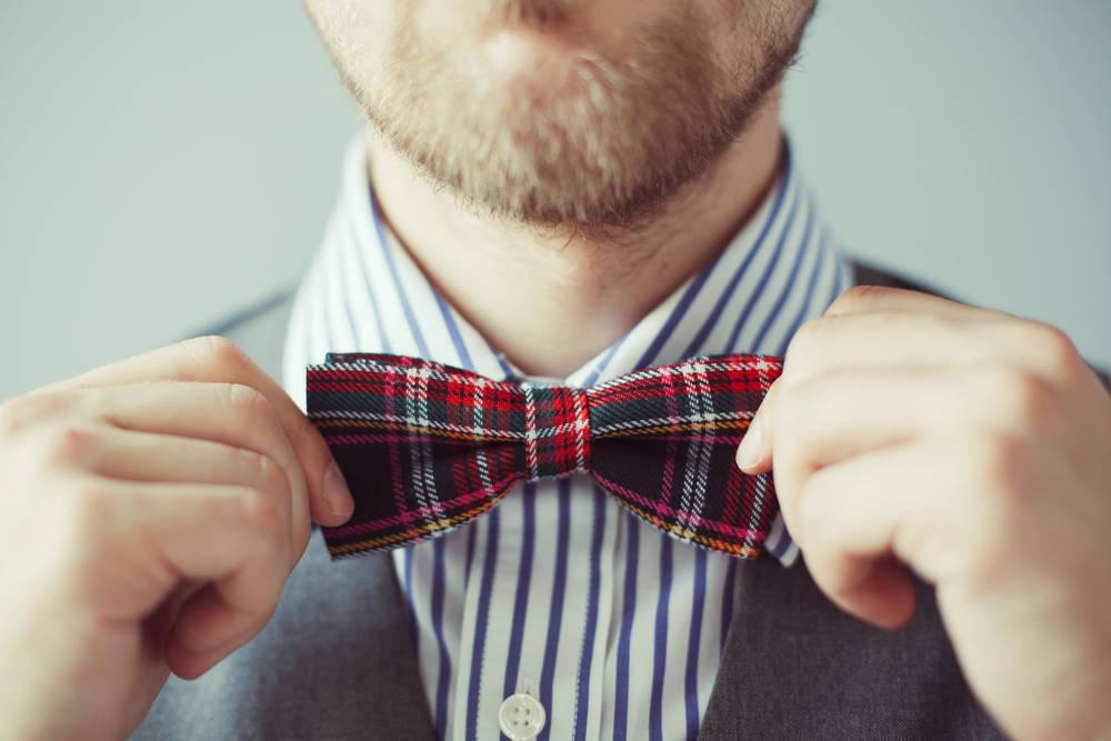 Cómo saber elegir entre corbata o pajarita