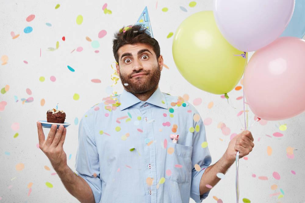 Cumpleaños originales y diferentes para adult@s