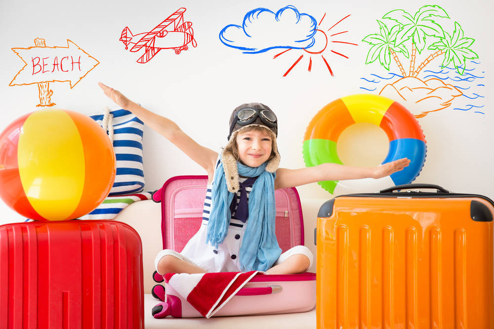 Niños y verano ¿con quién se quedan este año?