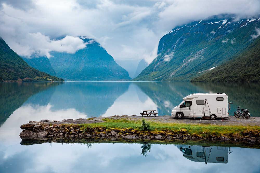 Un viaje en caravana, la elección ideal para desconectar