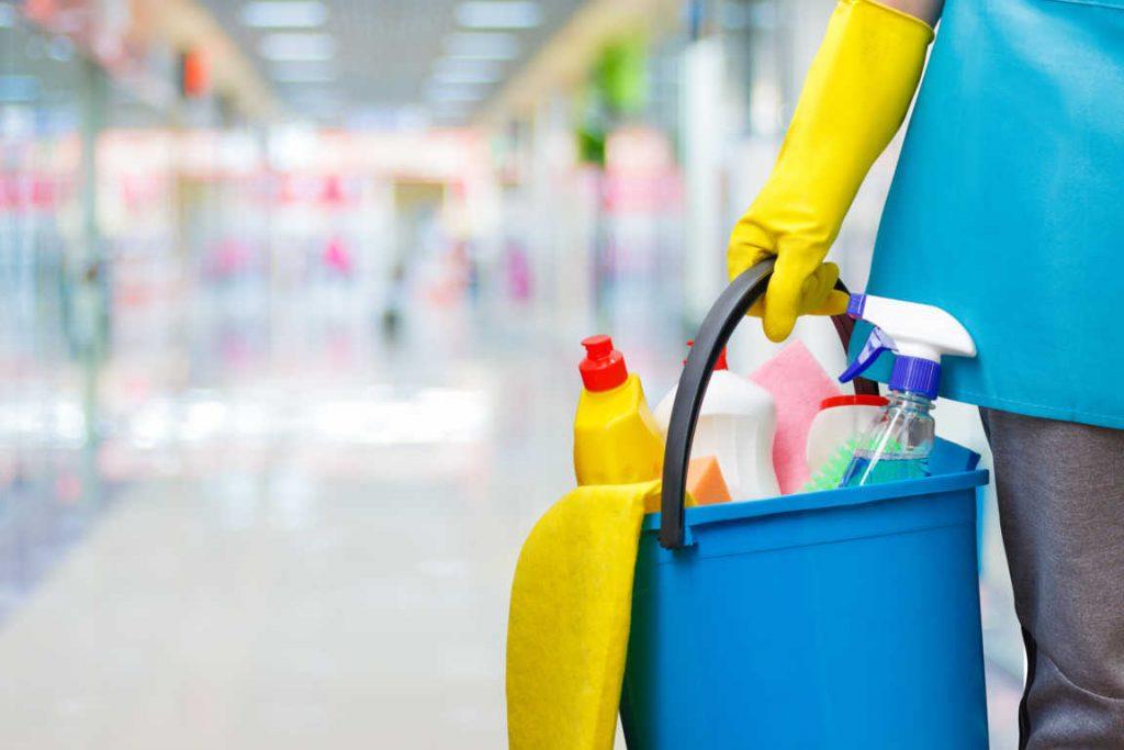 La limpieza, básica en nuestra vida diaria
