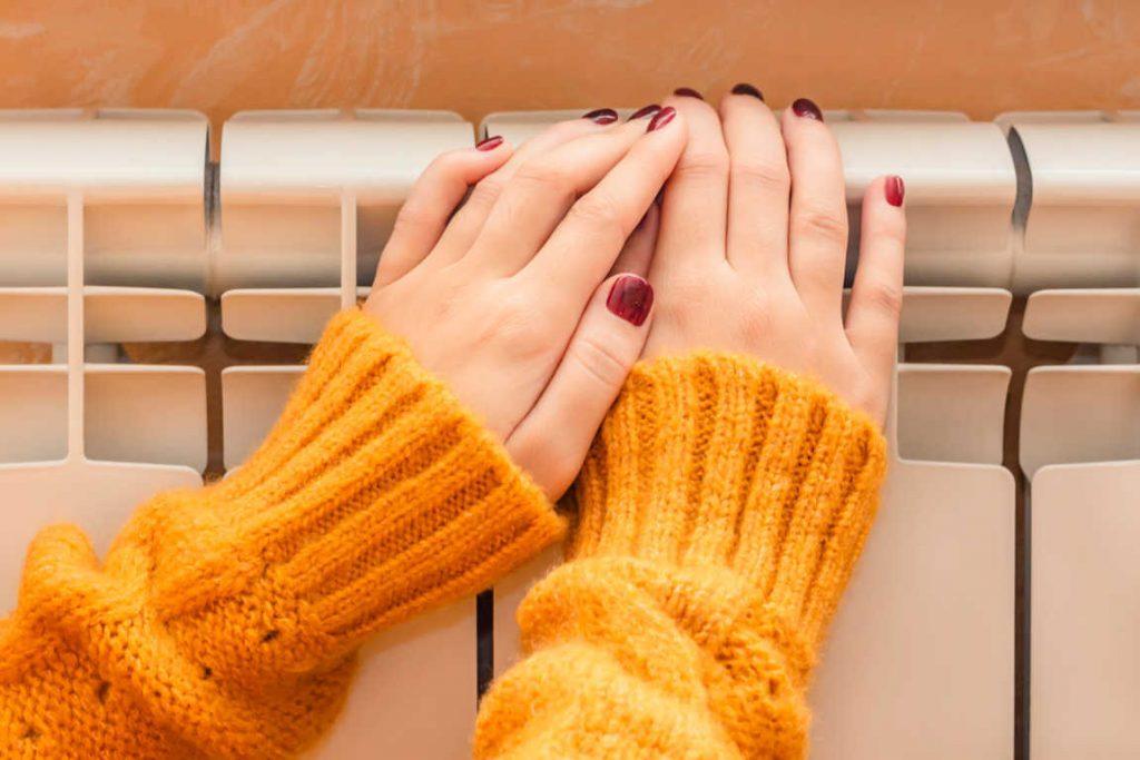 Cómo conservar el calor en el interior de la vivienda