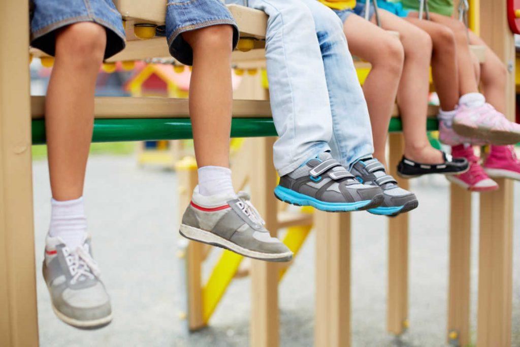 ¿Qué zapatos regalar a los niños?